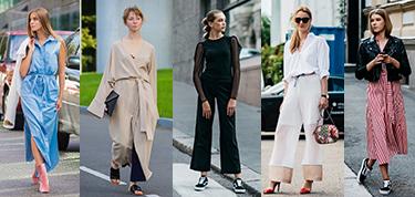 这10个城市的女人穿得太美!立秋之后这样穿吧