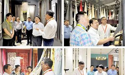 陈如根:加快家纺产业转型 走特色发展之路