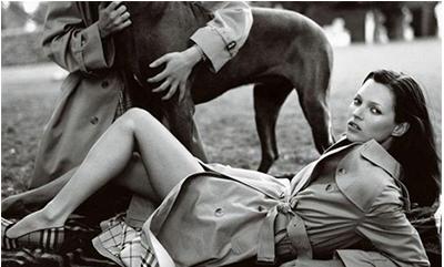 Burberry:奥黛丽·赫本穿着它拥吻,吴亦凡披着它嘻哈