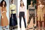 2018春夏女装针织毛衫流行趋势:简约版型