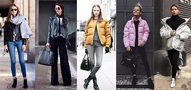 喜欢短款外套?南北温差这么大,要怎么选才能适合又时髦?