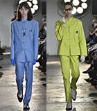 伦敦男装周Xander Zhou Menswear Fall/Winter 2018秋冬周翔宇男装发布