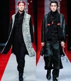 中国国际时装周18AW| 刘江宏 一夜劲风吹