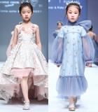 中国国际时装周18AW| Connie Junior by Pider bb 梦里笑醒的孩子
