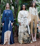 Aje 拉开澳大利亚时装周帷幕:100% 纯天然私人花园作为秀台