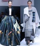 2018中国国际大学生时装周:江汉大学设计学院毕业作品发布