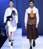 2018中国国际大学生时装周:鲁美•文化国际服装学院毕业作品发布