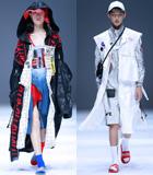 2018中国国际大学生时装周:江西服装学院毕业作品发布