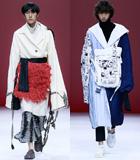 2018中国国际大学生时装周:郑州轻工业学院易斯顿美术学院毕业作品发布