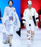 2018中国国际大学生时装周:天津师范大学美术与设计学院毕业作品发布
