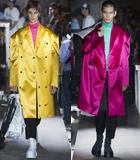 Raf Simons(拉夫・西蒙)于巴黎男装周发布2019春夏男装系列