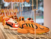 adidas Originals 推出全新作品 YUNG-1 鞋款