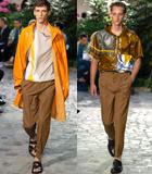 Hermès(爱马仕)于巴黎男装周发布2019春夏系列男装
