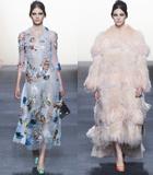 Fendi(芬迪)于巴黎高定时装周发布2018秋冬高级定制系列