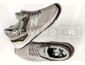 致敬 99X 型号,New Balance 带来全新 X-90 型号