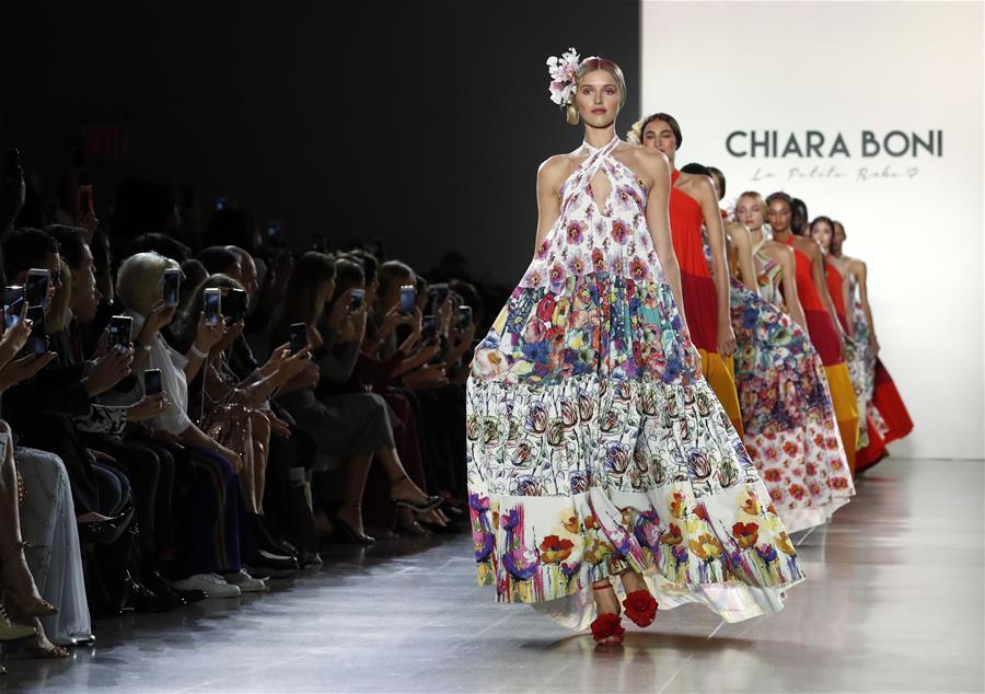 纽约时装周▕ CHIARA BONI品牌时装秀