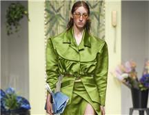 伦敦时装周| Richard Malone 2019春夏系列