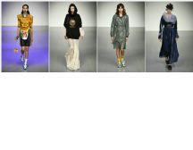 唯品会联手中国四大品牌  伦敦时装周掀起中国风