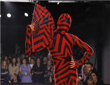 伦敦时装周| Gareth Pugh 2019春夏系列