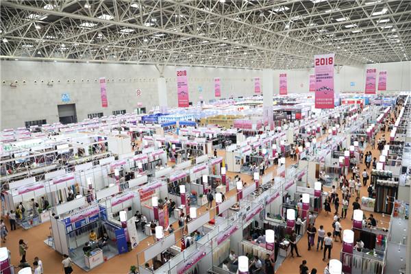 2018中国绍兴柯桥国际纺织品博览会 (秋季)隆重举行