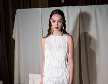 伦敦时装周上的中国设计师 �Xu Zhi 2019 春季成衣系列