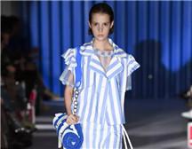 伦敦时装周上的中国设计师 �Xiao Li 2019 春季成衣系列