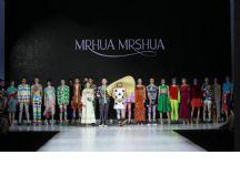 跨界艺术家周牛牛北京时装周MIX POP向经典元素致敬