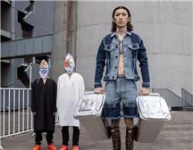 上海时装周 �Pronounce 2019 春夏系列