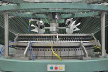 立圣丰推出针织大圆机智能化国际领先制造方案