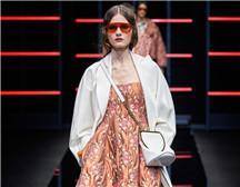 米兰时装周| Emporio Armani 2019年秋冬系列