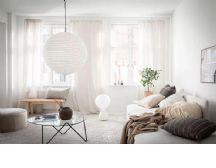 哥德堡的柔美公寓:让家用纺织品与众不同