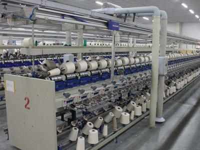 中国在全球纺织机械的生产制造与销售中占据越来越重要的地位