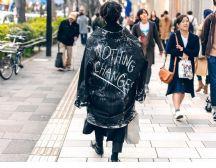 2019秋冬东京时装周街拍