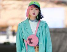 2019秋冬首尔时装周街拍:韩国妹子早春都穿些什么? 来取经!