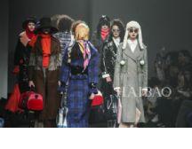 MINNANHUI 2019秋冬系列以 霾 为主题 登陆上海时装周