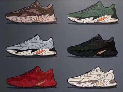 """千禧年前的 """"老爹鞋"""",是真正面向未来的设计"""