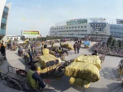 中国轻纺城:春夏对口面料营销继续拓展