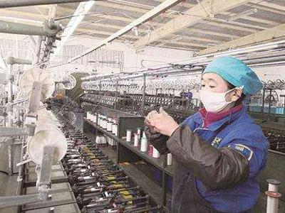 青海省纺织品企业大力开拓海外市场