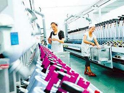 高阳县纺织产业集群成为省智慧集群建设试点