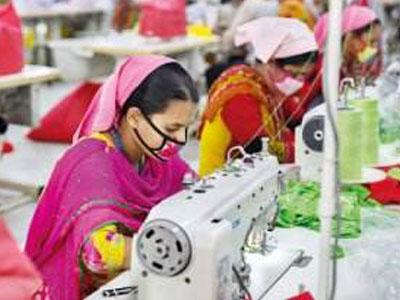 孟加拉或延长5%的服装出口补贴 去年倒闭逾千间工厂