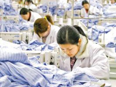 2019年第1季度新疆出口纺织品服装64.67亿元