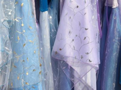"""中国轻纺城:""""五一""""假期窗饰织物成交下降,创意面料依然畅销"""