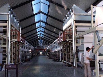 印染与化纤是柯桥马鞍镇传统优势产业的两翼
