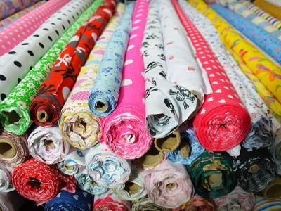 中国轻纺城:涤棉花布局部多款互动