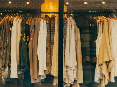 上海一季度纺织服装商品零售总额同比增长9.4%