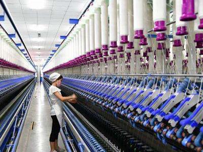 咸阳纺织服装产业换挡升级 迈向新阶段