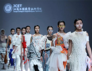 江苏工程职业技术学院2019届服装专业毕业设计时装秀