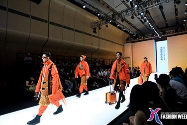 中山职业技术学院服装设计2019毕业作品展演