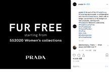 Prada 将从2020年春夏系列开始停止使用皮草