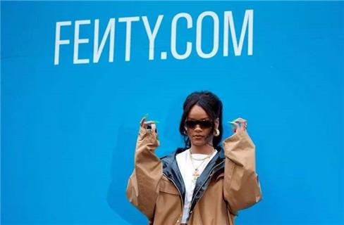 蕾哈娜的Fenty会成为下一个Gucci吗?